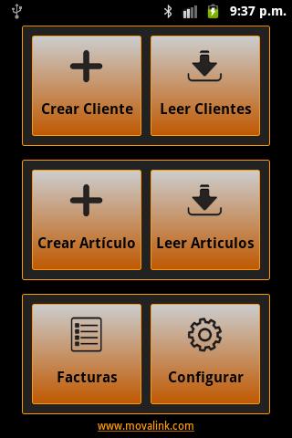MovaInvoice - Invoice App