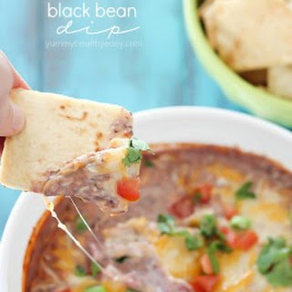 Healthy Black Bean Dip