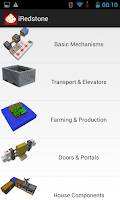 Screenshot of iRedstone Minecraft Guide