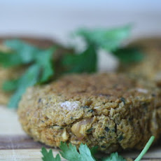 Spicy Baked Falafel with Tahini Aioli (Gluten-Free)