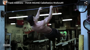 Screenshot of FRANK MEDRANO FITNESS