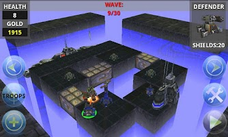 Screenshot of FLD 3D Lite (Tower Defense)