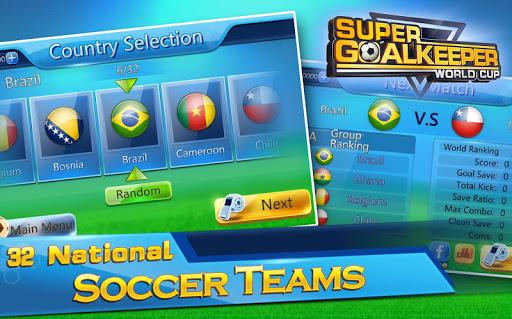Super Goalkeeper - Soccer Cup - screenshot