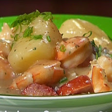 Shrimp and Potato Stew