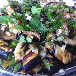 Baked Eggplant Balsamic Vinegar Recipes