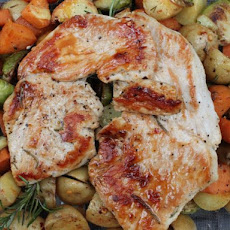 Easy Skillet Turkey Dinner