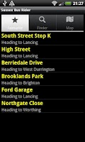 Screenshot of Sussex Bus Rider