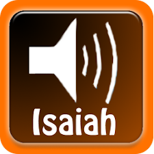 Talking Bible, Isaiah