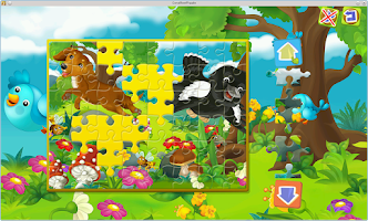 Screenshot of Nestor's Adventures Puzzles