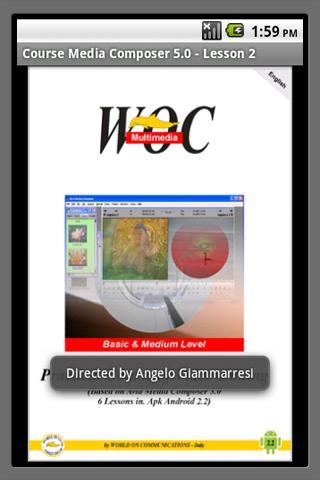 Course Media Composer 5 app.2