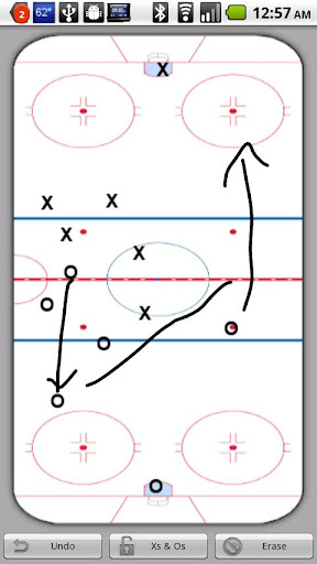 Hockey Strategy Board Pro