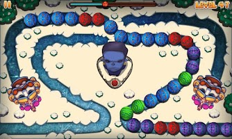 Screenshot of Marble Mania