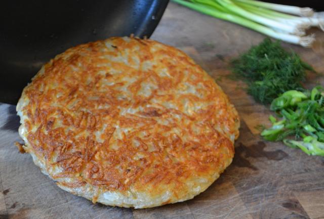 Potato Galette Recipe | Yummly