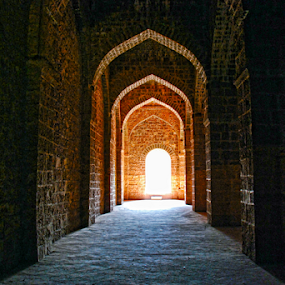 Panhala by Vijay Nagaonkar - Buildings & Architecture Public & Historical