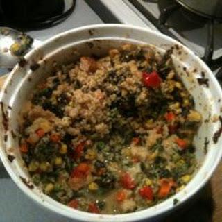 Rice Corn And Spinach Casserole Recipes