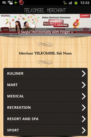 TSEL Merchant Apps