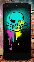 Screenshot of Graffiti Neon Wallpapers