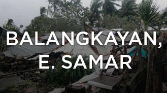 Balangkayan, Eastern Samar