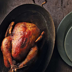 Roast Chicken with Moroccan Spices