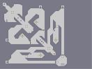 Thumbnail of the map 'Diagonal Descent'