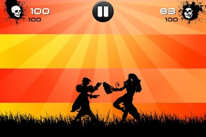 Screenshot of Color Fight