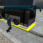 3D City driving - Bus Parking 1.2 Apk