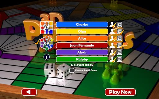 3D Parchis - screenshot