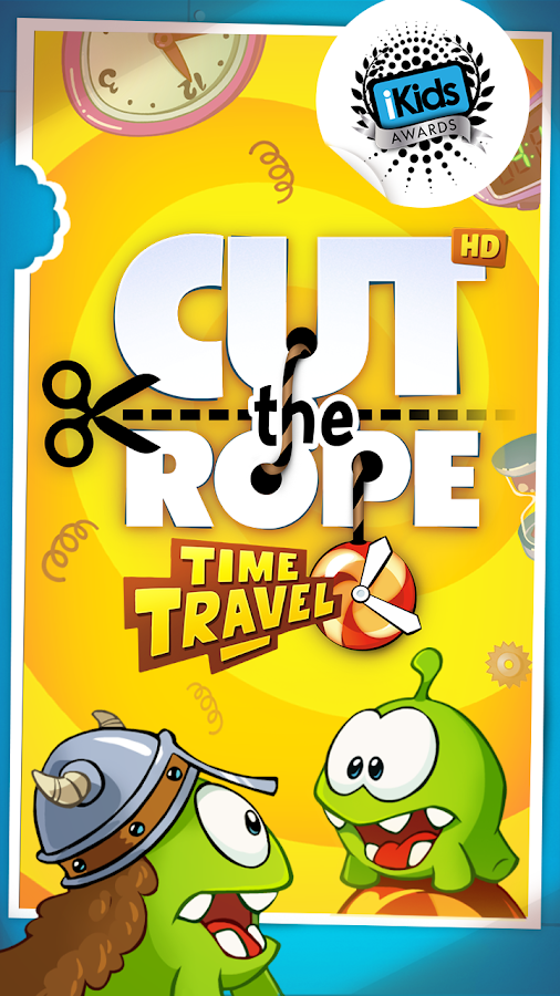 Cut the Rope: Time Travel HD Screenshot 12