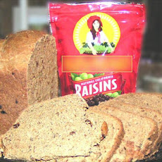 Elswet's Diabetic Cinnamon Raisin Bread [ 4 Bread Machine ]