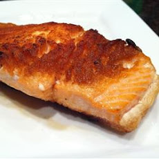 Pan-Fried Wild Salmon