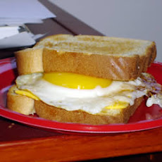 Toasty Egg Sandwiches
