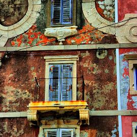 by Nikola Ursic - Buildings & Architecture Architectural Detail
