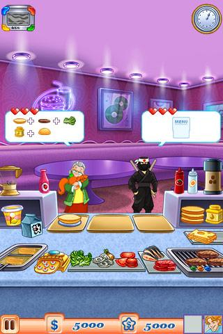 Cake Mania - Main Street - screenshot