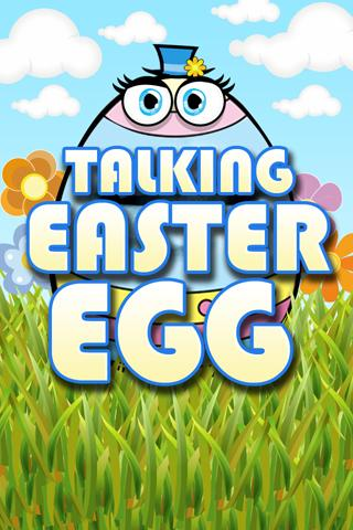 Talking Easter Egg