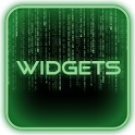 Green Glow Code Widgets Pro icon
