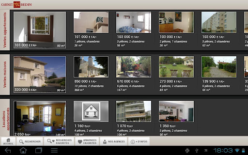 Cabinet Bedin Immobilier HD