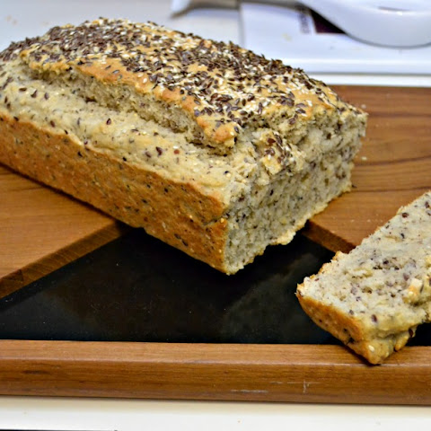 Seeded Club Soda Bread