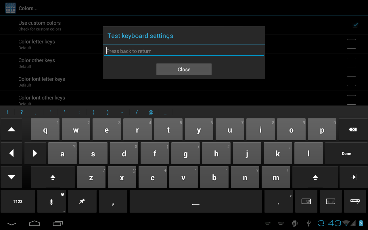 how to play games on tablet with keyboard