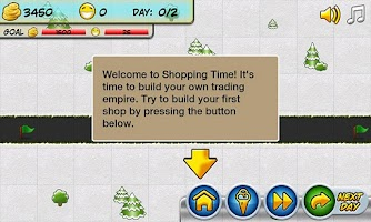 Screenshot of Shopping Town