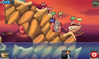 Screenshot of ZZSunset Worms