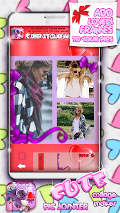 Free Download Pic Jointer Cute Collage Maker APK for Samsung