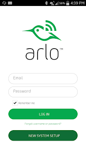 Arlo Screenshot