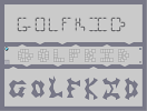 Thumbnail of the map 'Golfkid'