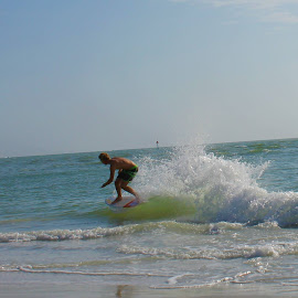 by Denise Dunkley Hall - Sports & Fitness Surfing