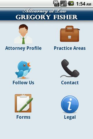 Attorney Gregory H. Fisher PA