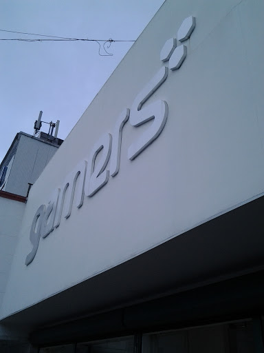 Gamers Retail Store