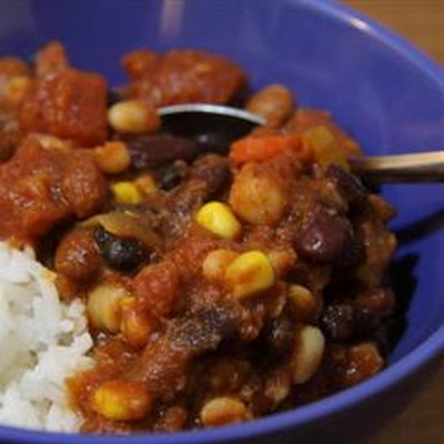 Rae's Vegetarian Chili