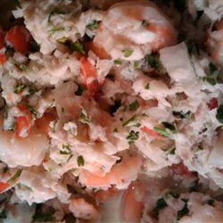 Fish Ceviche Tilapia Recipes