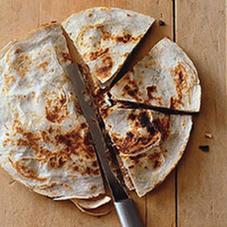 Sweet-Potato Chicken Quesadillas