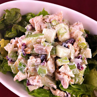 Chicken Salad With Apples And Sour Cream Recipes